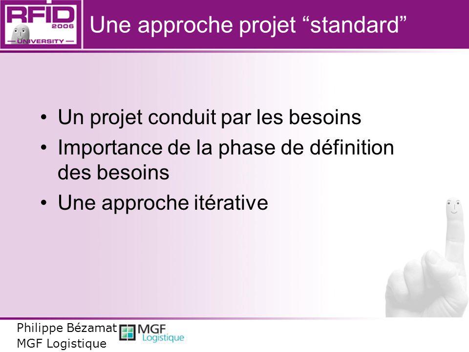 Une approche projet standard
