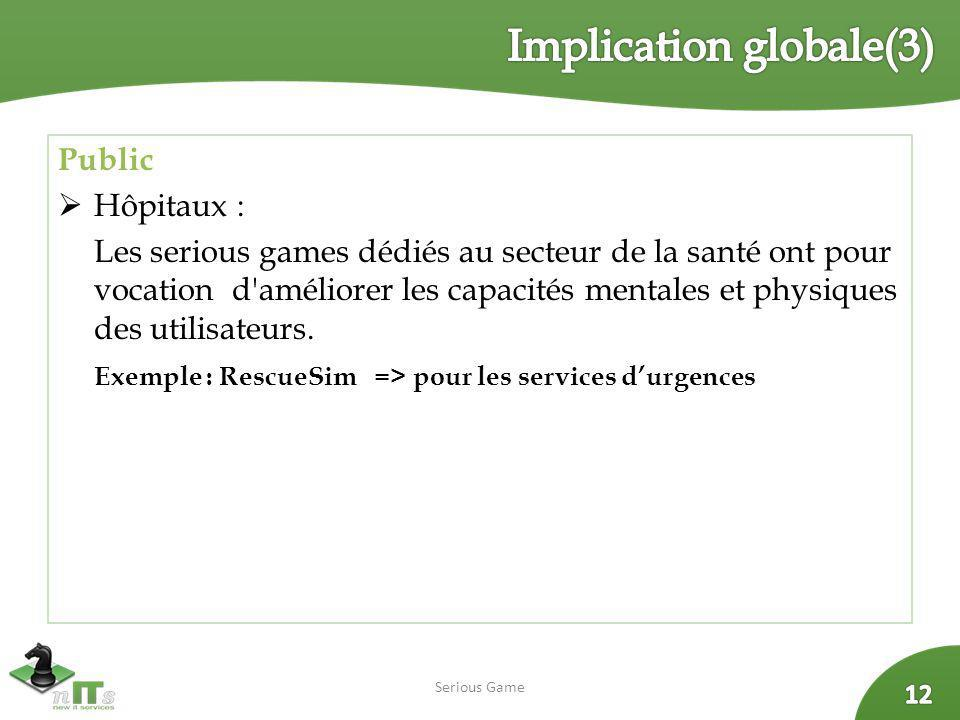 Implication globale(3)