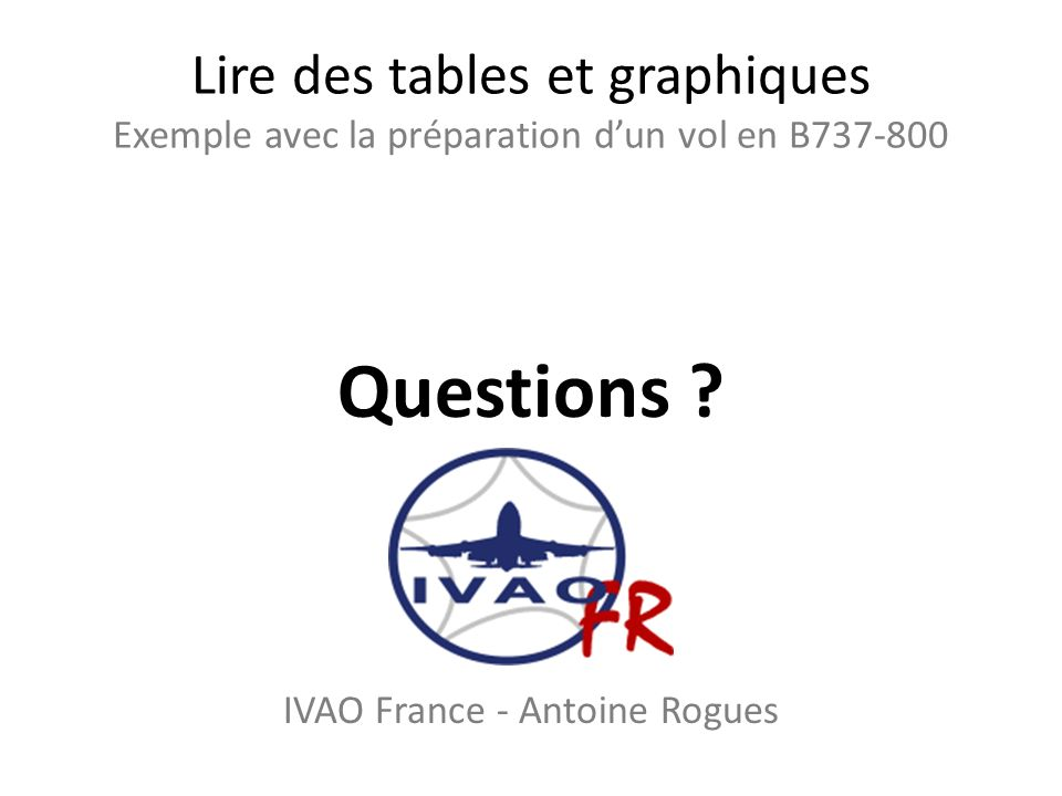 IVAO France - Antoine Rogues
