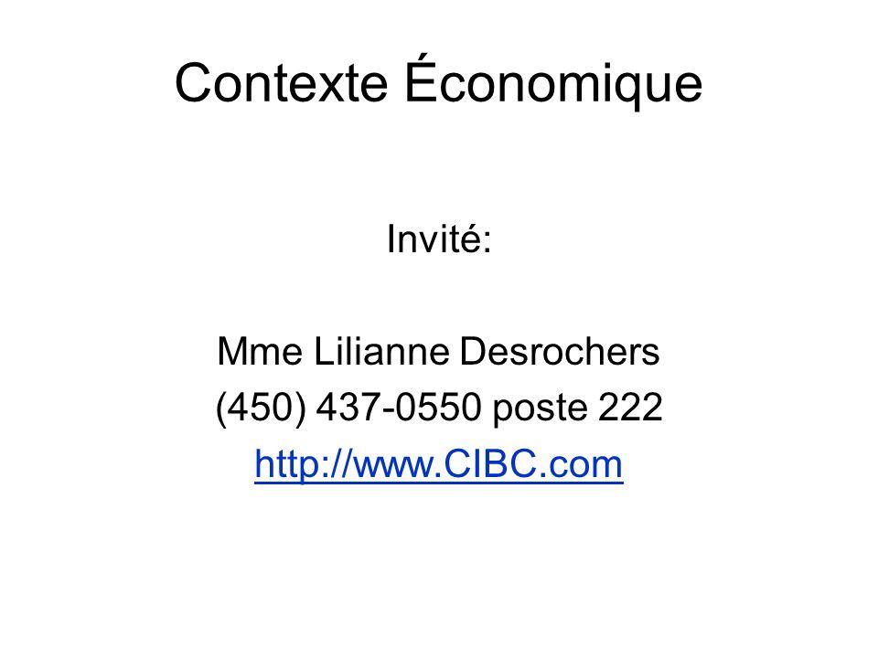 Mme Lilianne Desrochers