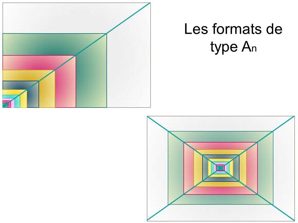 Les formats de type An