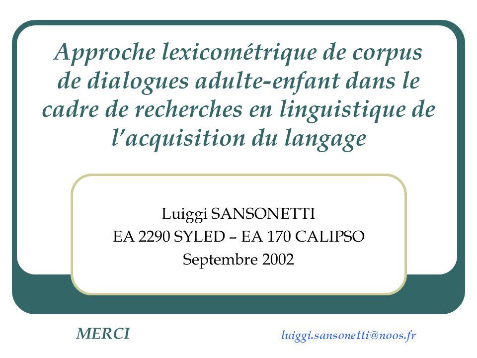 Luiggi SANSONETTI EA 2290 SYLED – EA 170 CALIPSO Septembre 2002