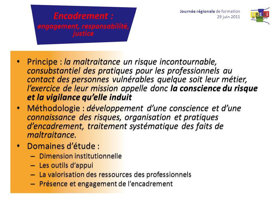 engagement, responsabilité, justice