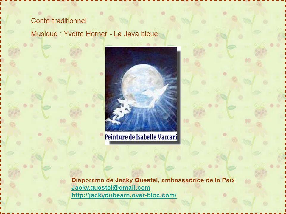 Musique : Yvette Horner - La Java bleue