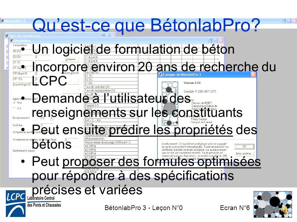 Qu'est-ce que BétonlabPro