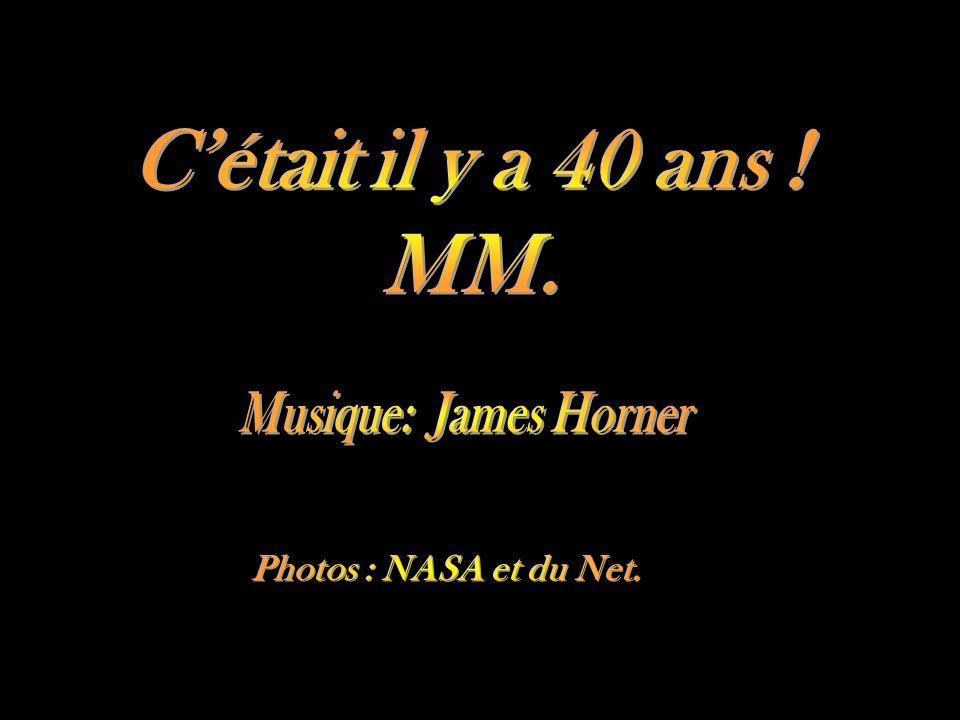 C'était il y a 40 ans ! MM. Musique: James Horner