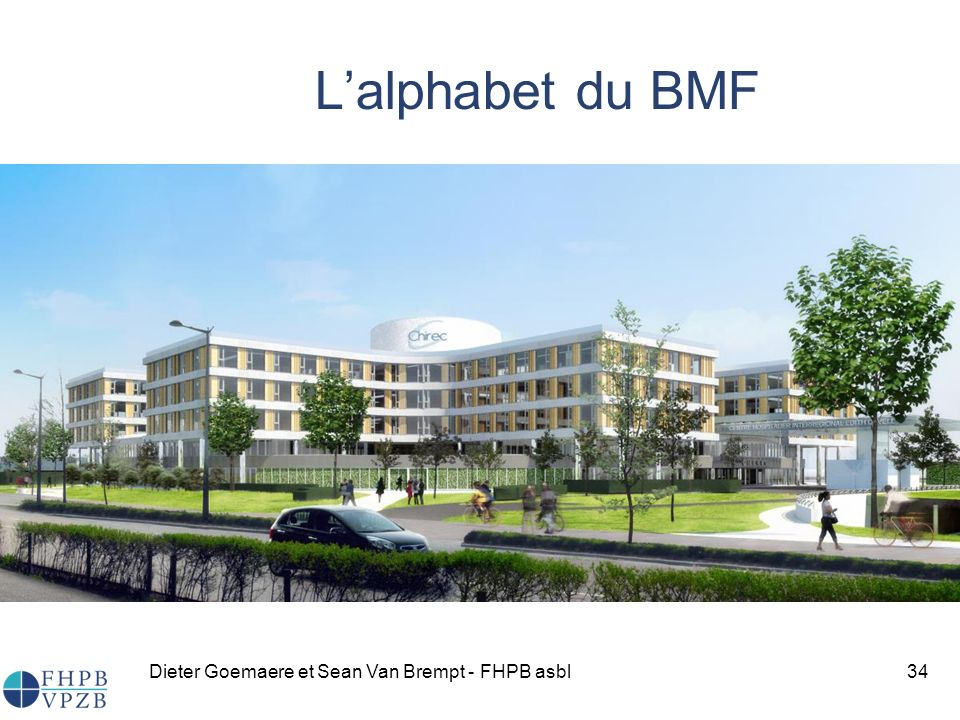 L'alphabet du BMF Dieter Goemaere et Sean Van Brempt - FHPB asbl