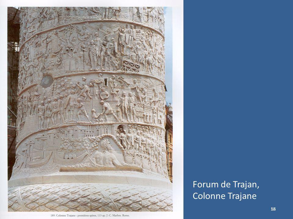 Forum de Trajan, Colonne Trajane 18 18