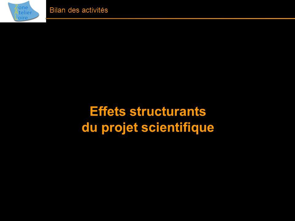 du projet scientifique