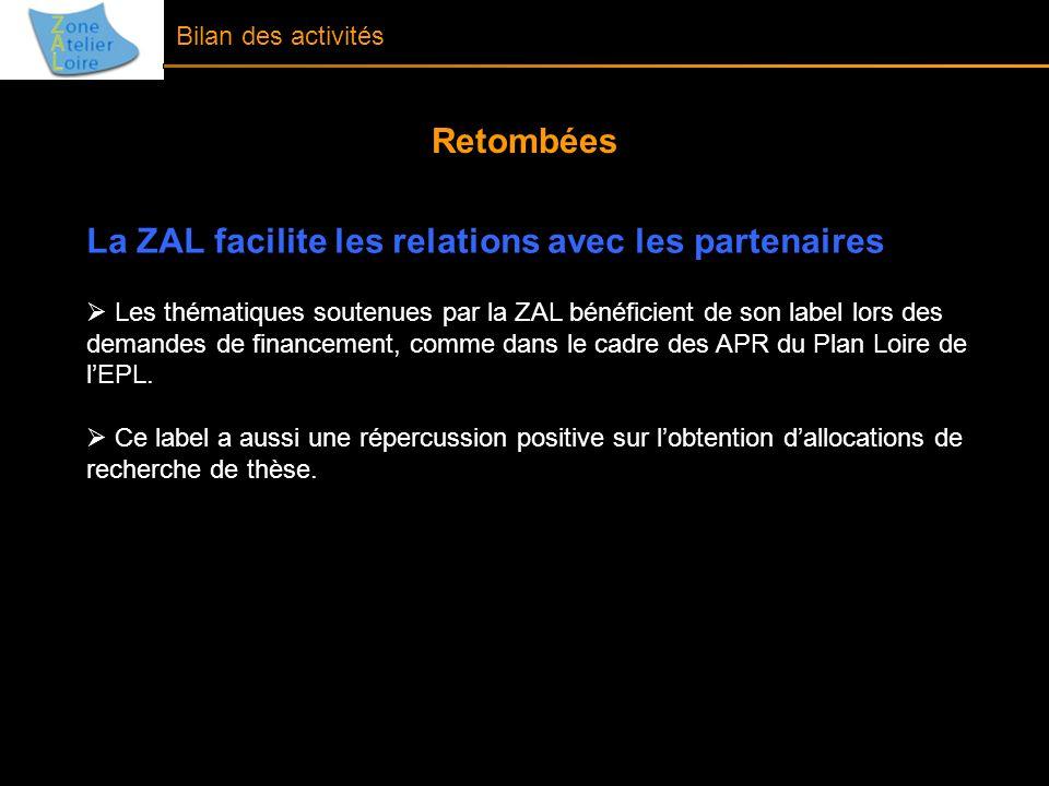 La ZAL facilite les relations avec les partenaires