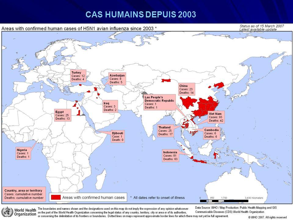 CAS HUMAINS DEPUIS 2003 URML Ile-de-France