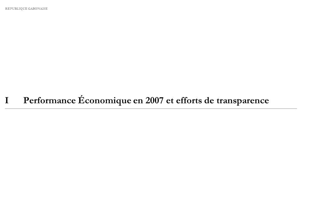 Cadre Macro-Économique