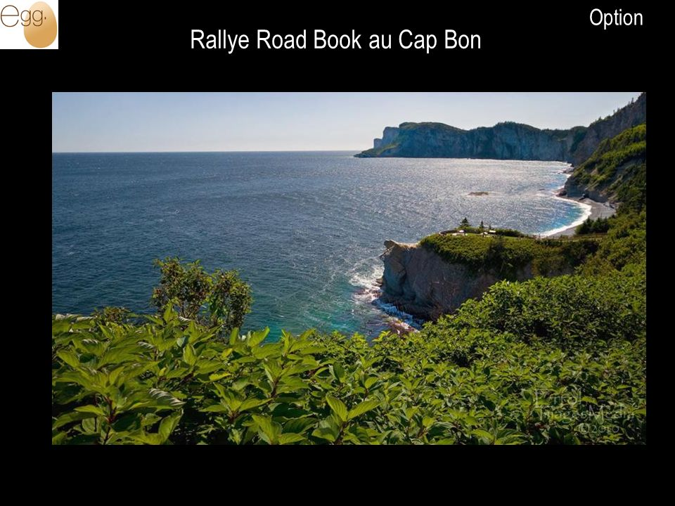 Rallye Road Book au Cap Bon