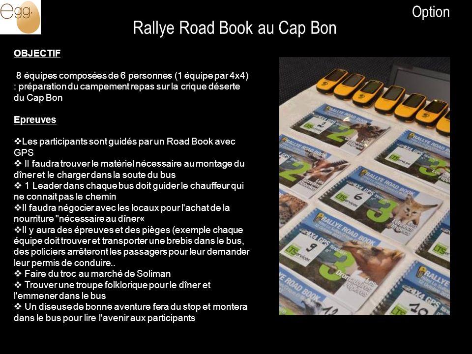 Rallye Road Book au Cap Bon