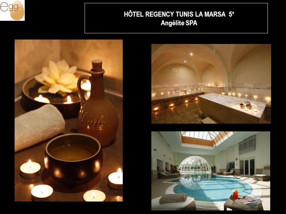 HÔTEL REGENCY TUNIS LA MARSA 5*