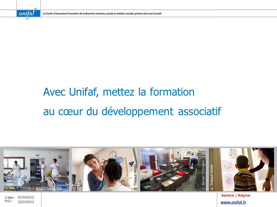 Avec Unifaf, mettez la formation au cœur du développement associatif