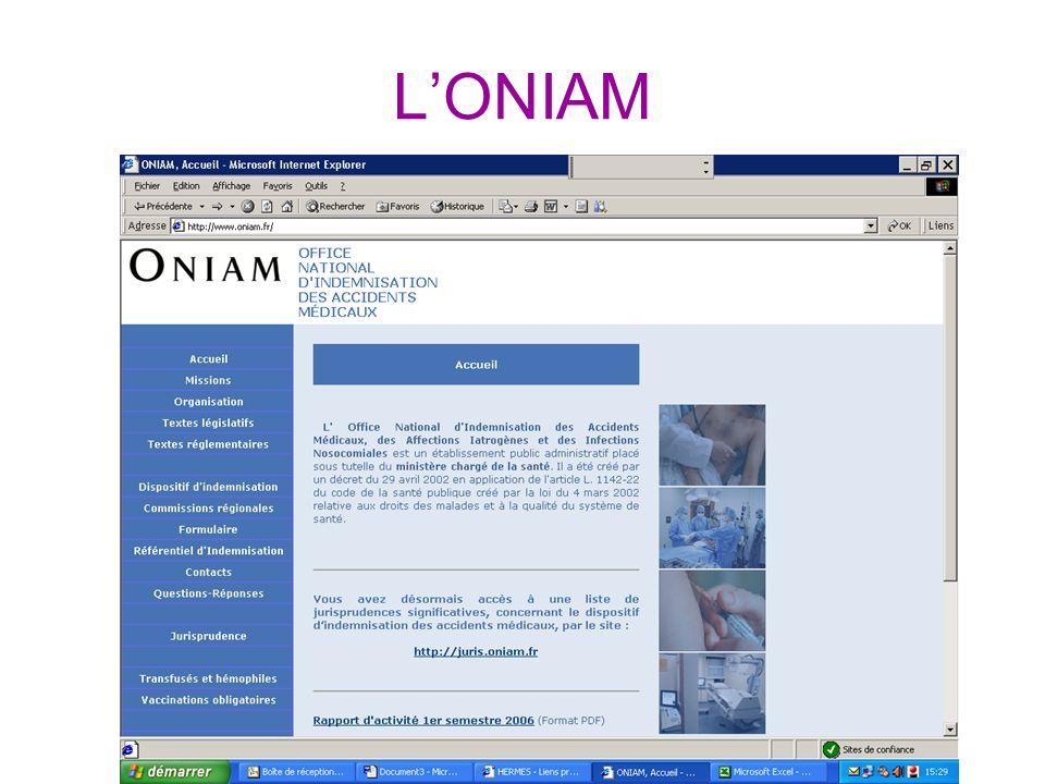L'ONIAM