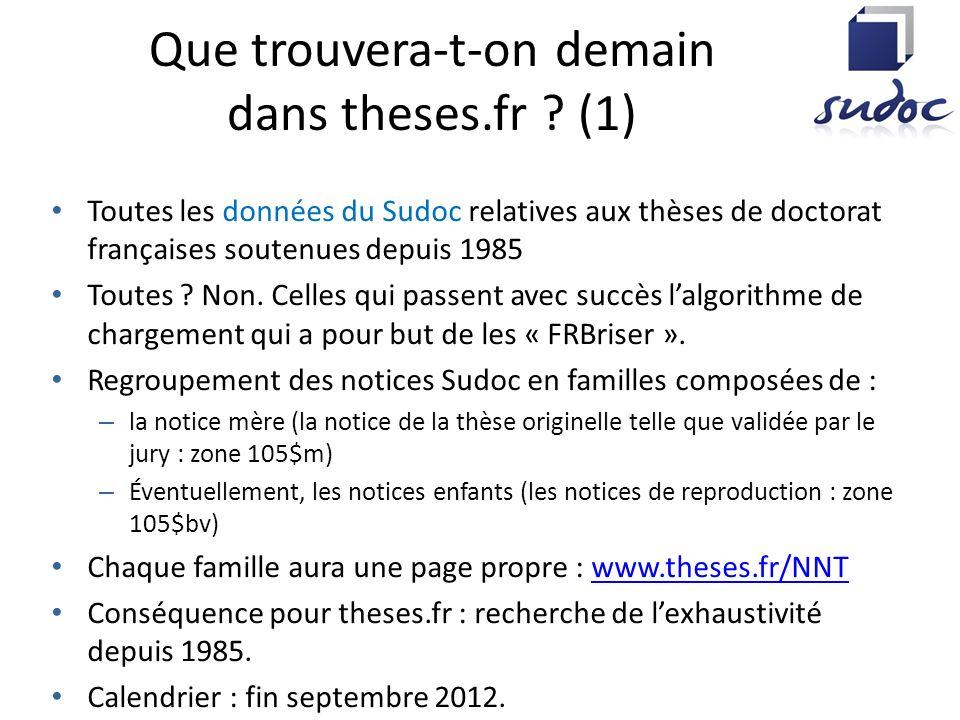 Que trouvera-t-on demain dans theses.fr (1)