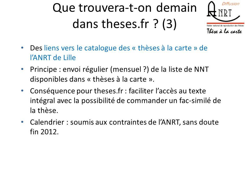 Que trouvera-t-on demain dans theses.fr (3)