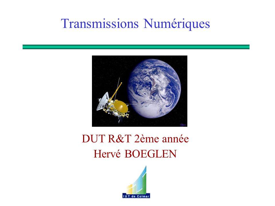 Transmissions Numériques