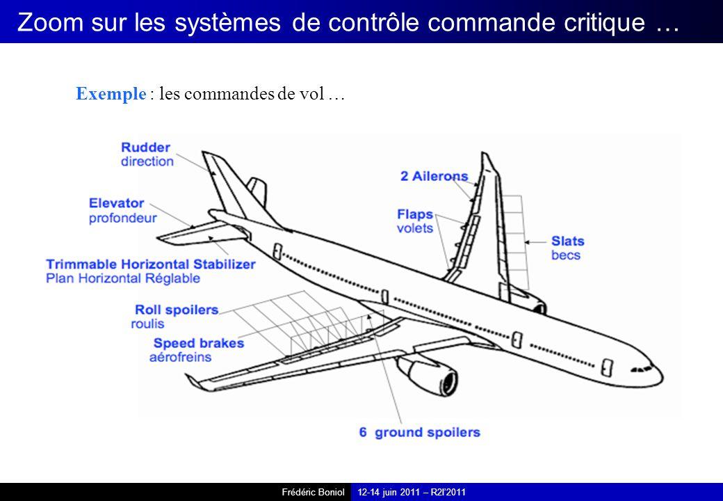 Zoom sur les systèmes de contrôle commande critique …