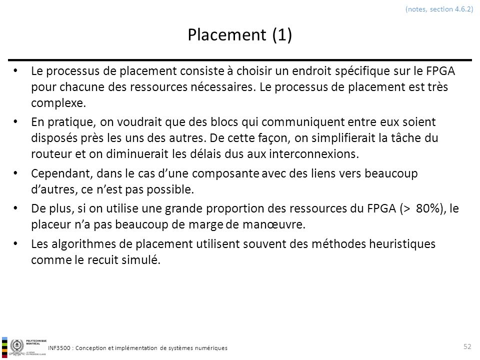 (notes, section 4.6.2) Placement (1)