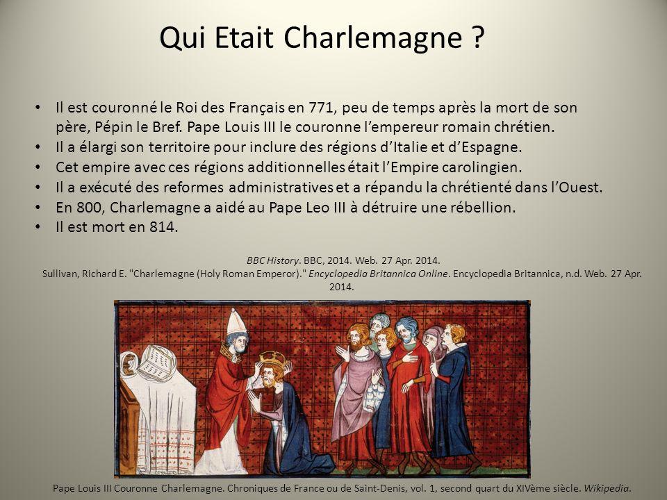 Qui Etait Charlemagne
