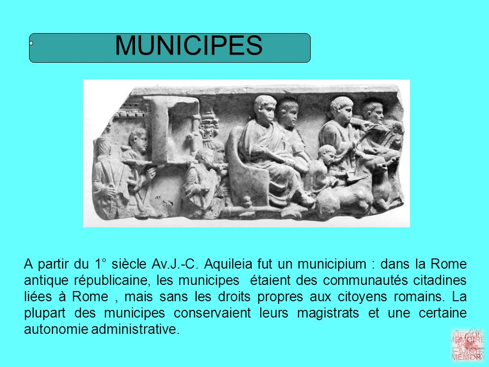 MUNICIPES