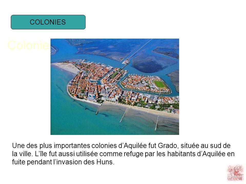COLONIES Colonies.