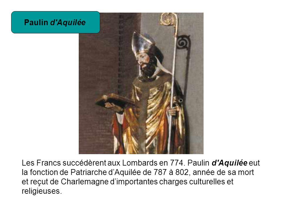 Paulin d Aquilée