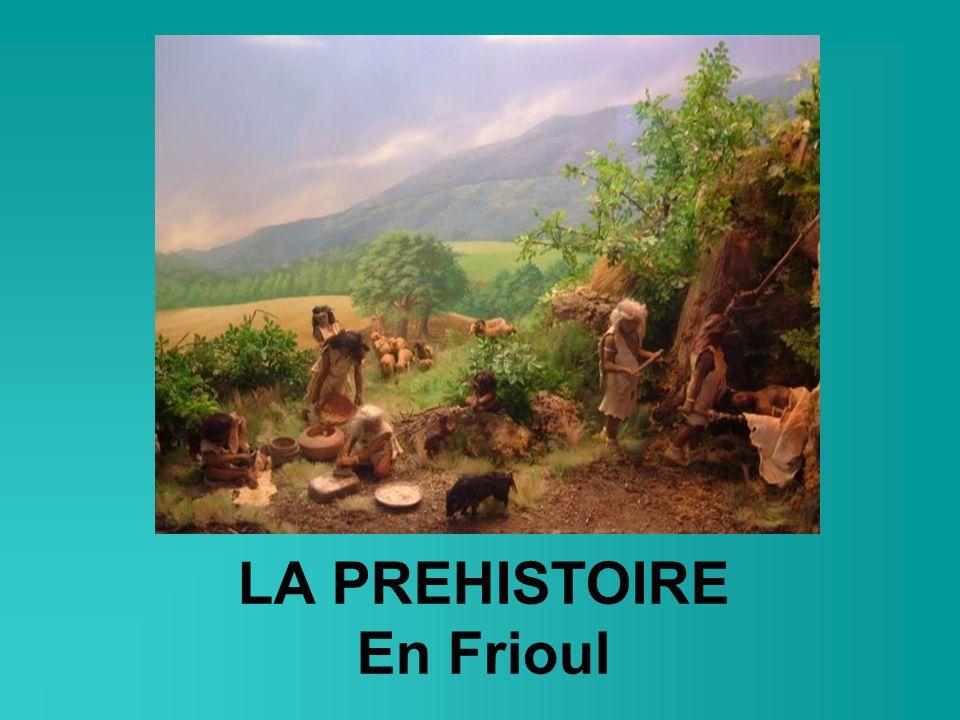 LA PREHISTOIRE En Frioul