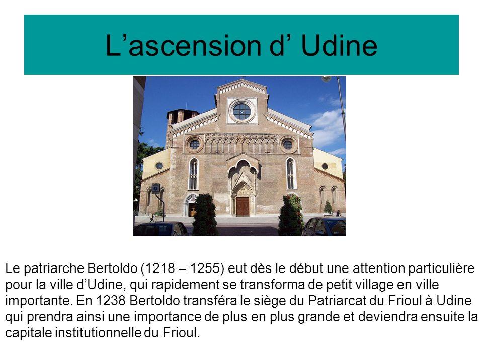 L'ascension d' Udine