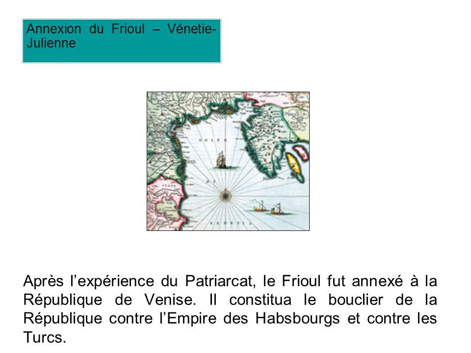 Annexion du Frioul – Vénetie-Julienne