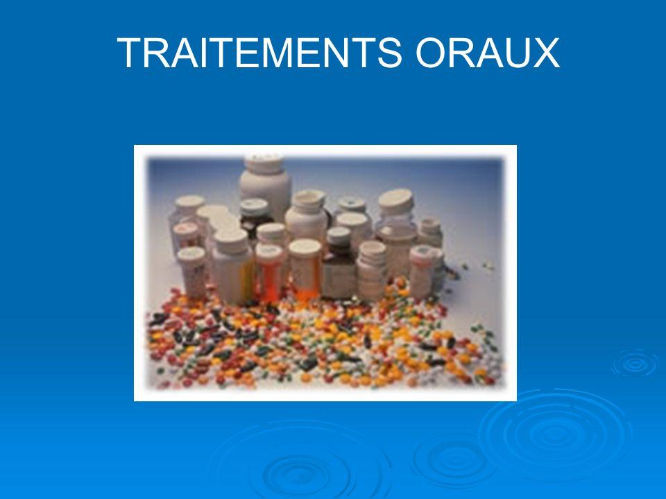 TRAITEMENTS ORAUX