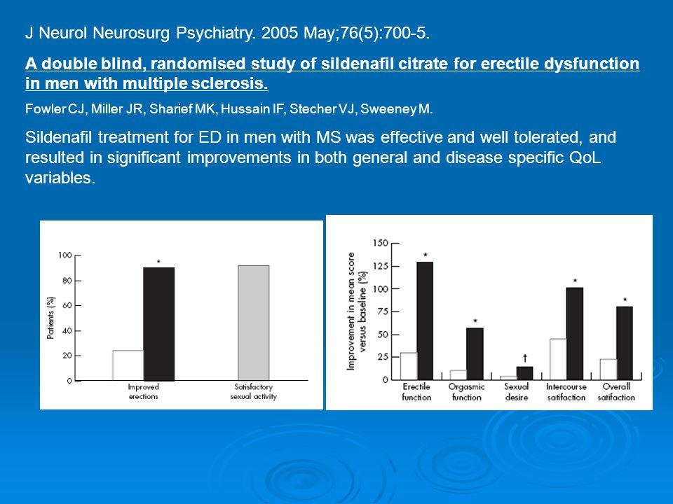 J Neurol Neurosurg Psychiatry. 2005 May;76(5):700-5.