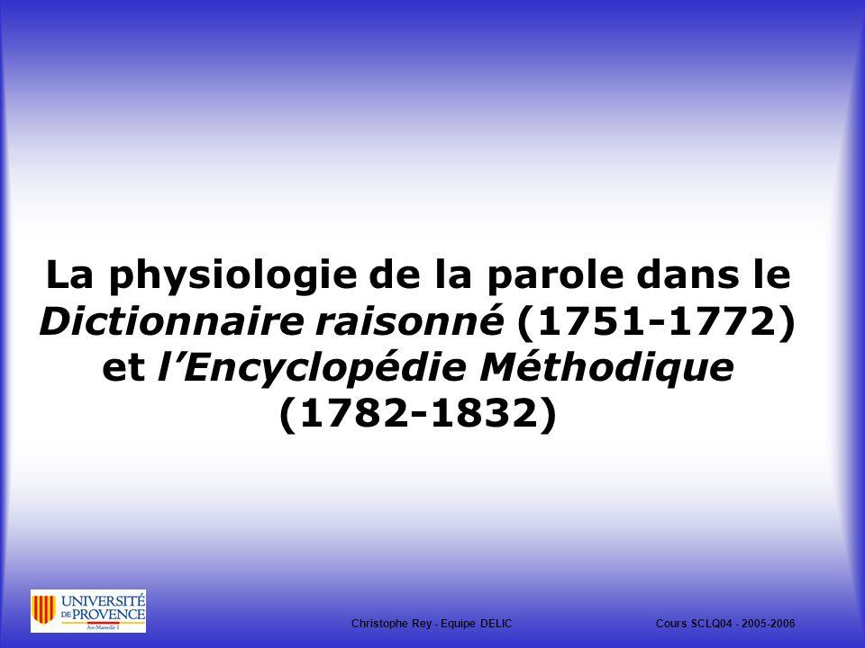 Christophe Rey - Equipe DELIC