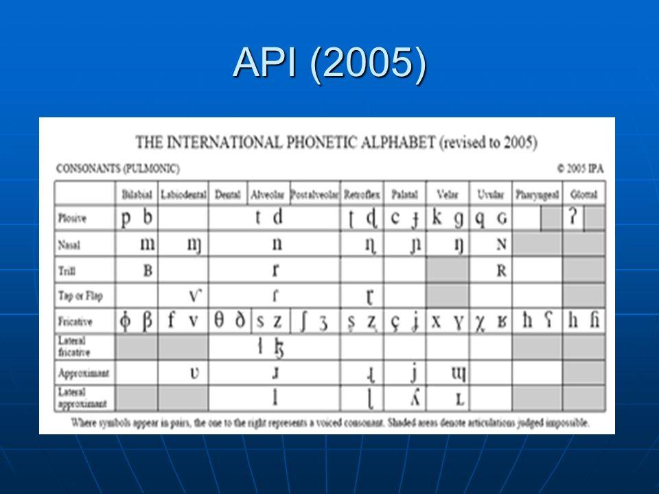 API (2005)