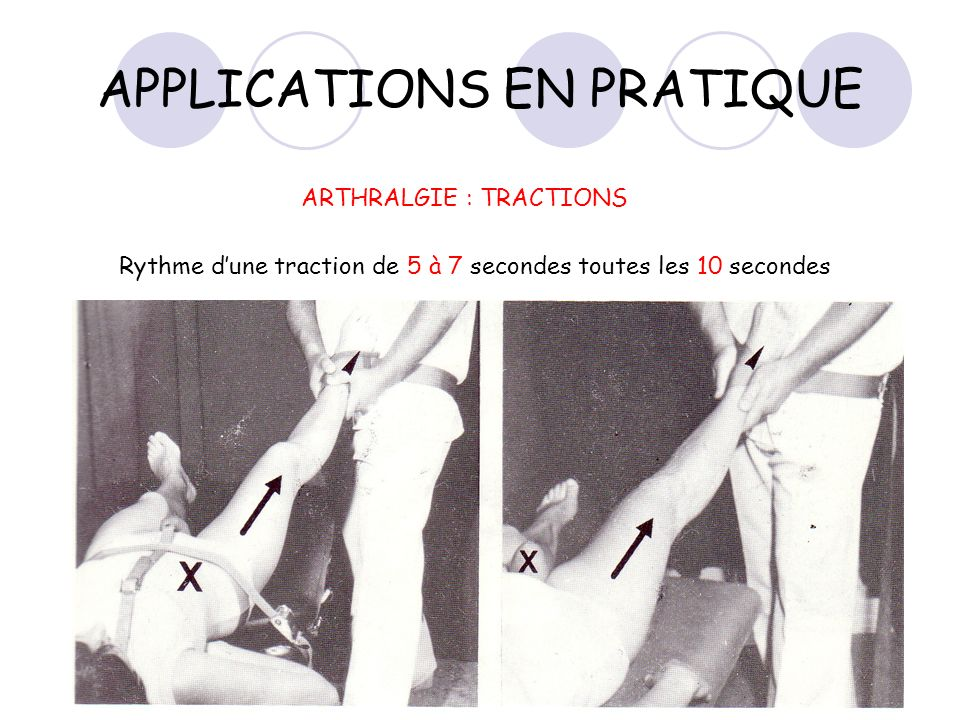 APPLICATIONS EN PRATIQUE