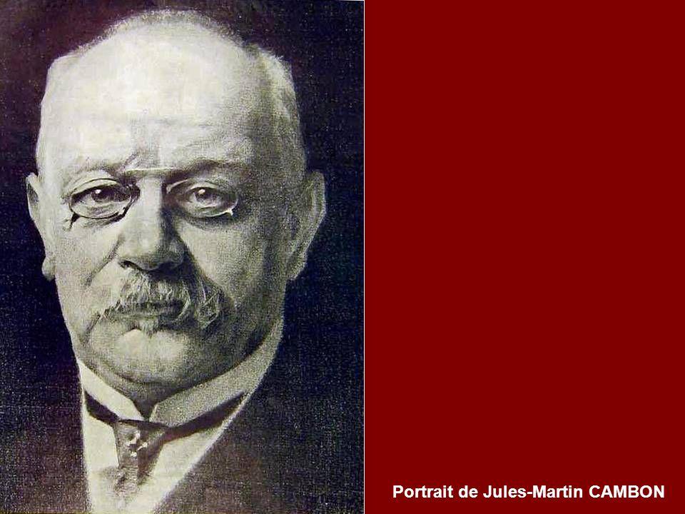Portrait de Jules-Martin CAMBON