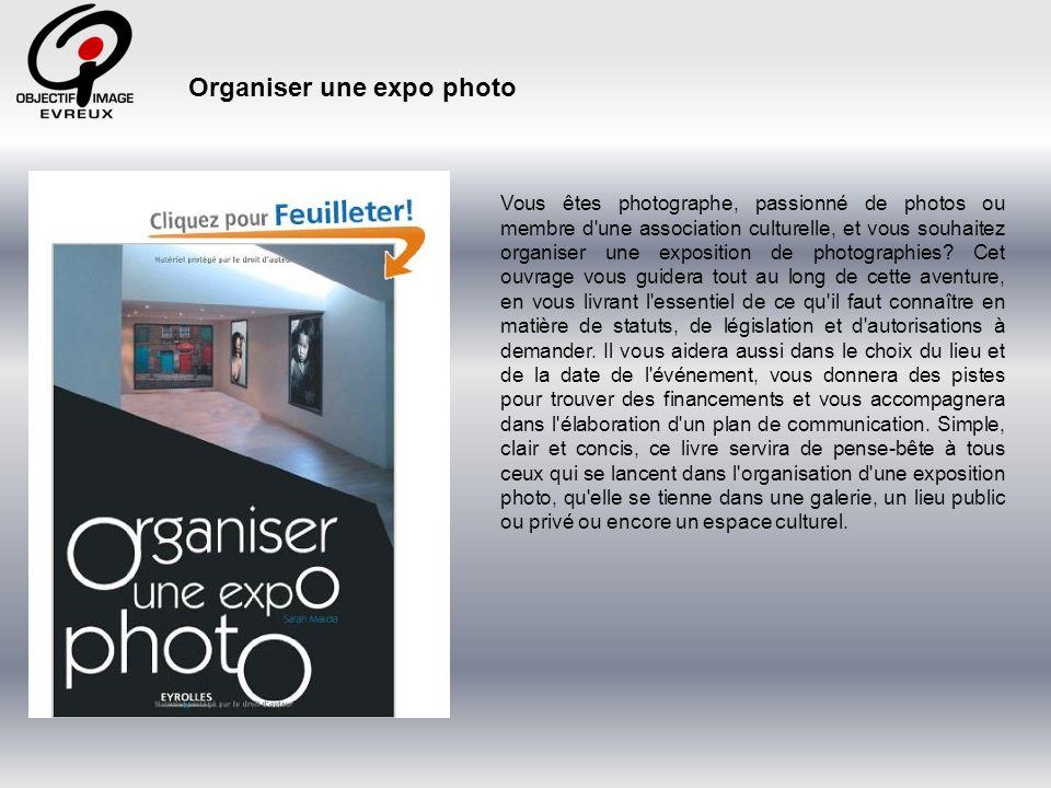 Organiser une expo photo