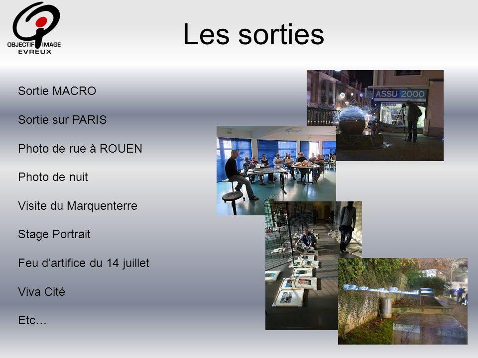 Les sorties Sortie MACRO Sortie sur PARIS Photo de rue à ROUEN