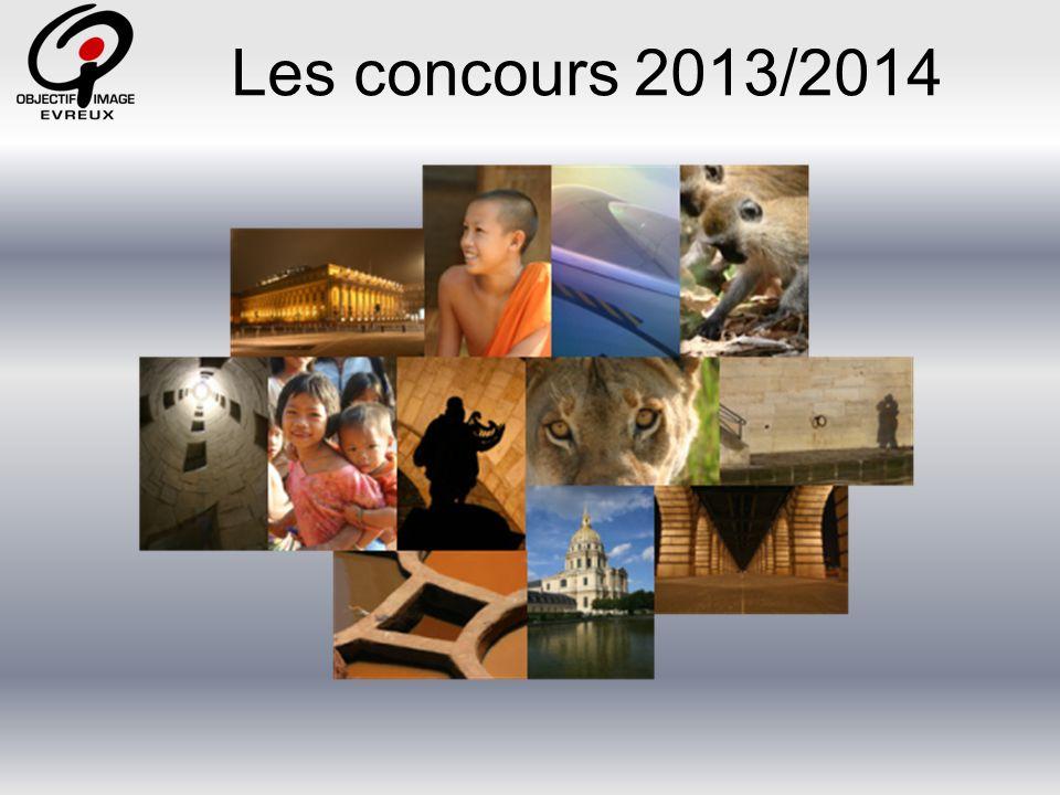 Les concours 2013/2014