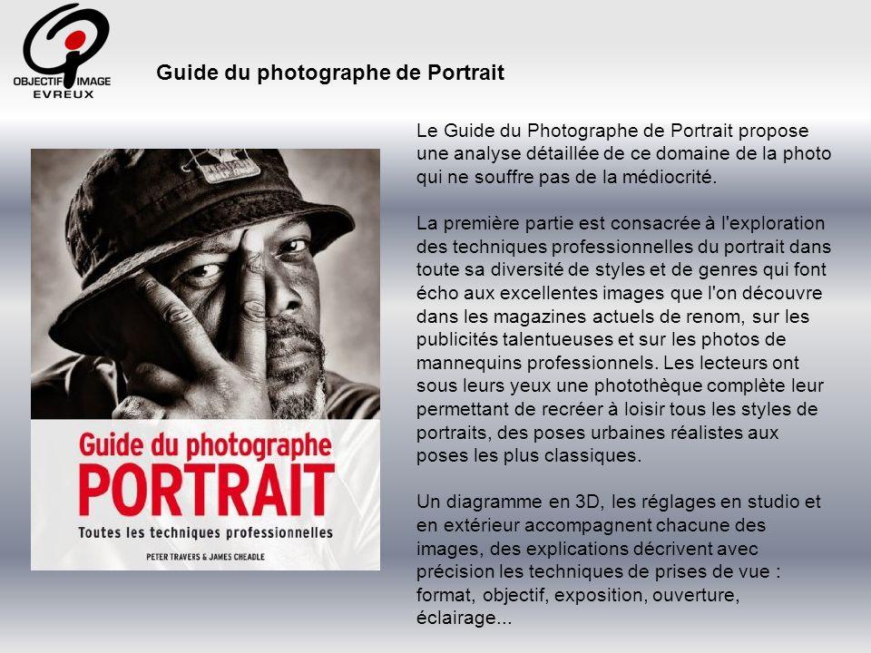 Guide du photographe de Portrait