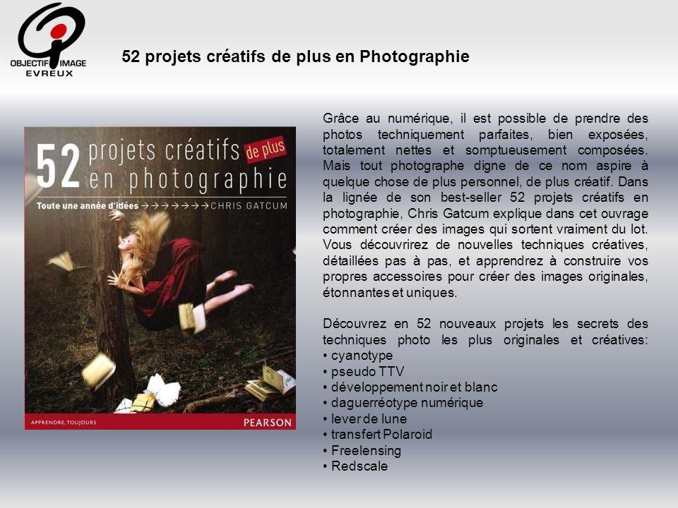 52 projets créatifs de plus en Photographie