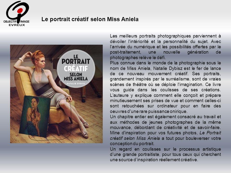 Le portrait créatif selon Miss Aniela