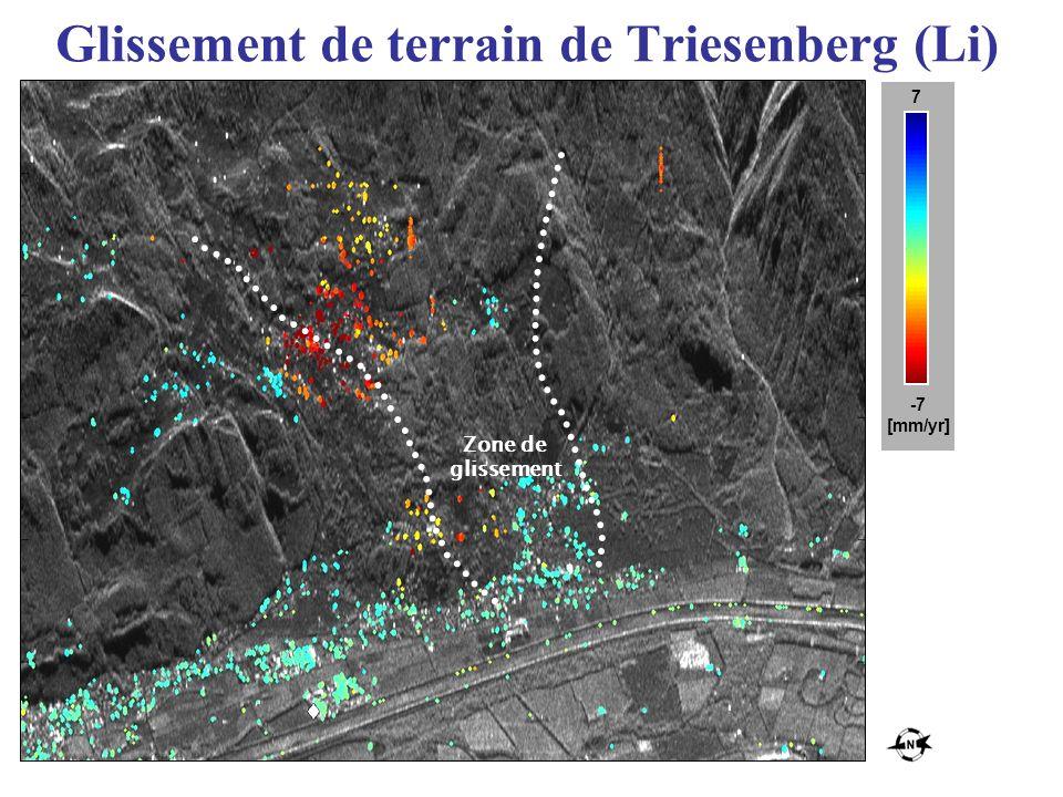 Glissement de terrain de Triesenberg (Li)