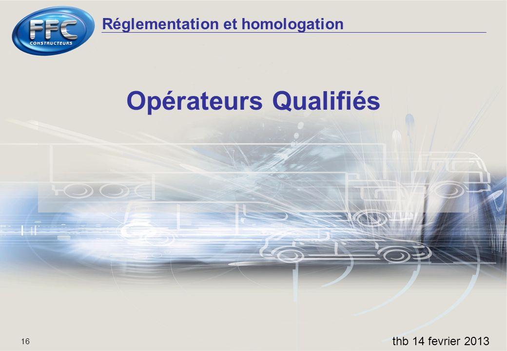 Opérateurs Qualifiés thb 14 fevrier 2013