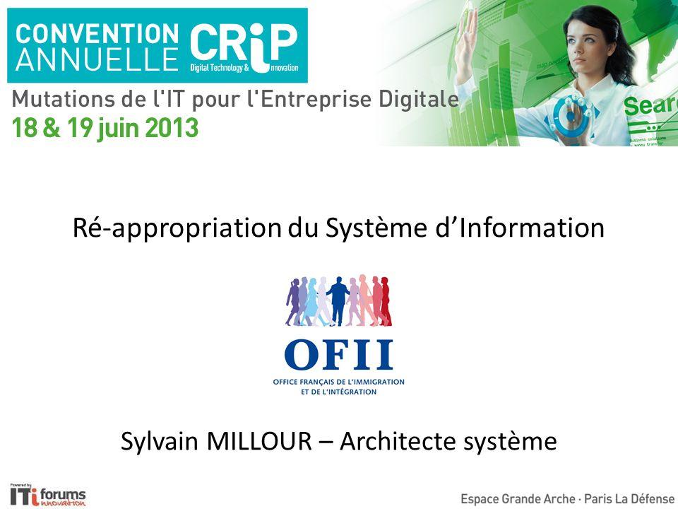 Ré-appropriation du Système d'Information