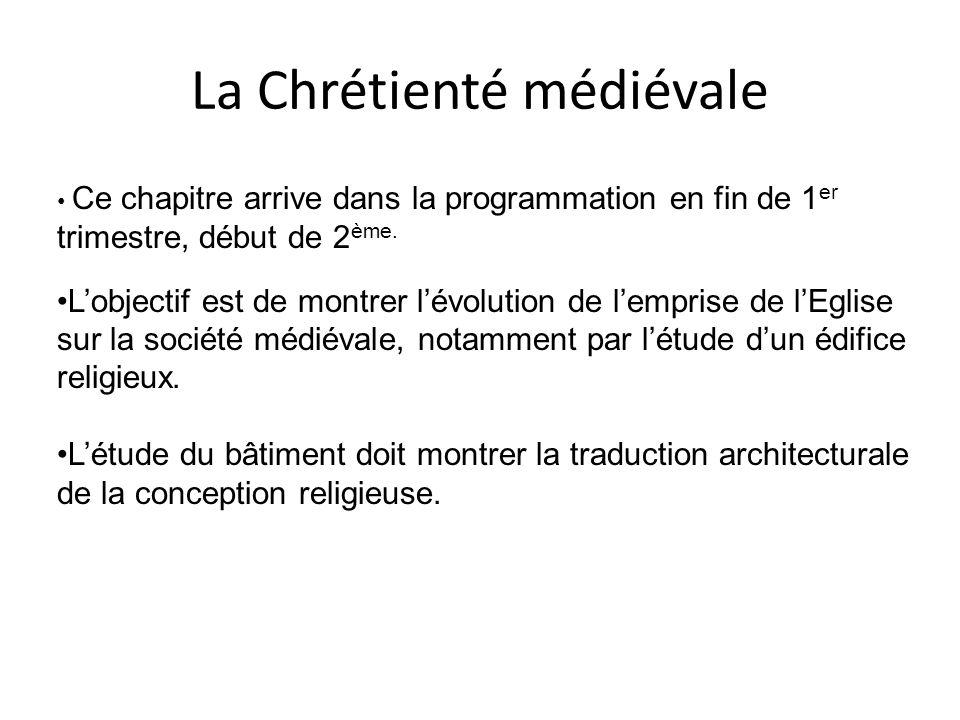 La Chrétienté médiévale