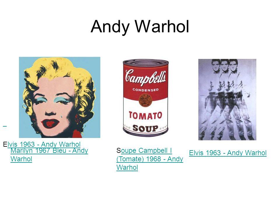 Andy Warhol Elvis 1963 - Andy Warhol Marilyn 1967 Bleu - Andy Warhol